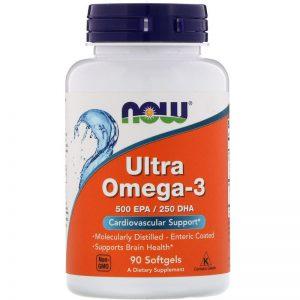 Ultra Omega-3 Fish Oil