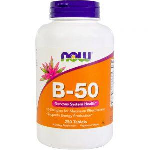 Витамин B-50