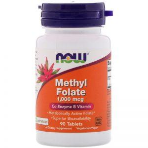 Methyl folate метил фолат