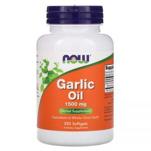Garlic oil масло от чесън