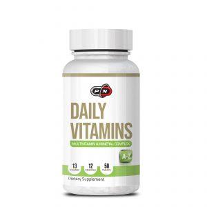 Pure Daily Vitamins витамини