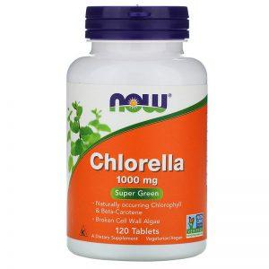 Chlorella хлорела