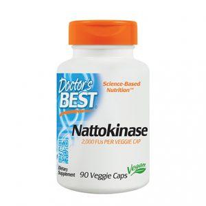 Nattokinase (натокиназа) Doctor's Best