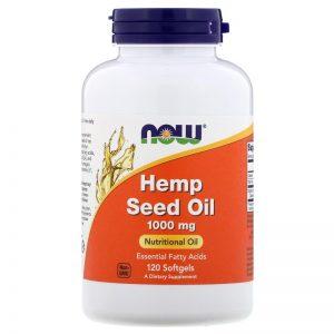 Hemp Seed Oil (масло от конопени семена)