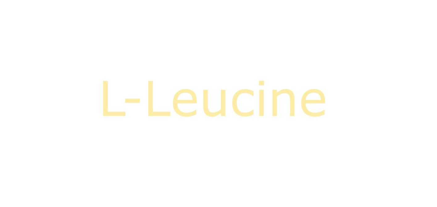 L-leucine (л-левцин)
